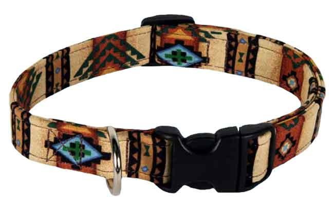 Native-Southwestern-Designer-Dog-Collar